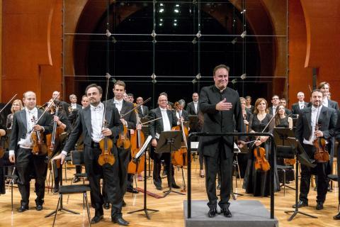La Orquesta Filarmónica de Gran Canaria
