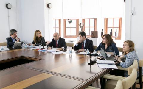 Reunión del Pleno del Consejo de la ULL