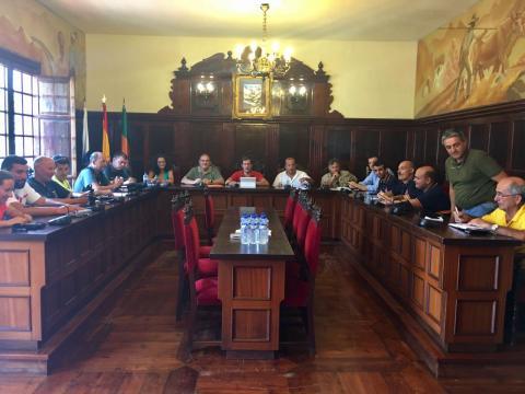 Pleno del Ayuntamiento de Los Llanos de Aridane