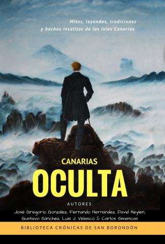 Portada del Libro Canarias Oculta