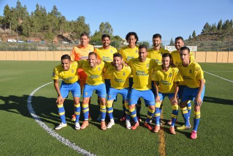 Jugadores de Fútbol de la UD Las Palmas