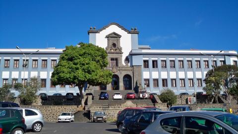 Edificio de la ULL