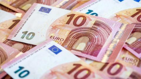 Billetes de 10 euros