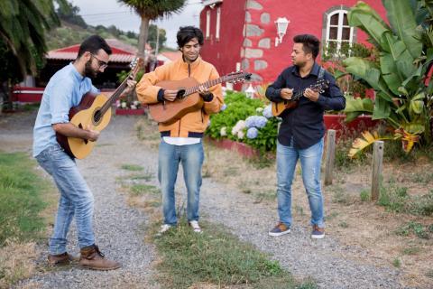 Grupo musical Atlántida