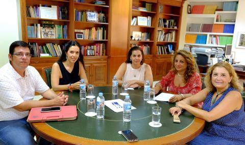 Reunión de Administradores de fincas