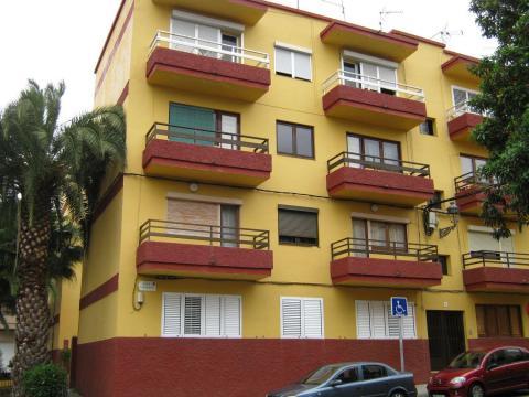 Bloque de viviendas de Santa Brígida