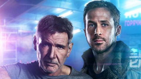 Harrison Ford y Ryan Gosling