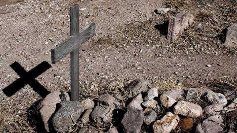 La codificación del fumar el túmulo