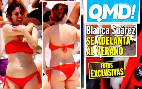 Blanca Suárez Canarias Noticias