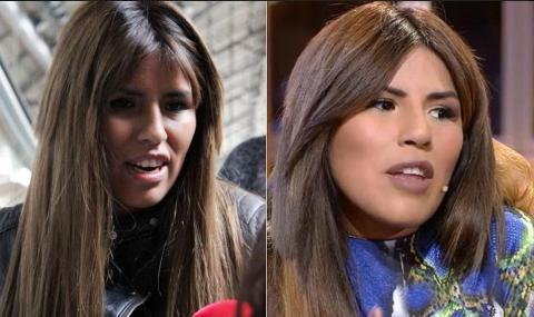 Isa Pantoja, antes y después
