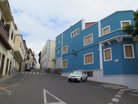Entorno del Teatro Hespérides en Guía
