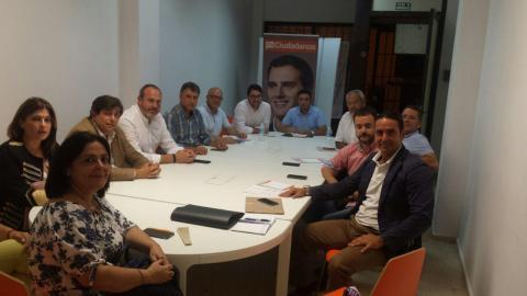 Comité insular de Ciudadanos Tenerife