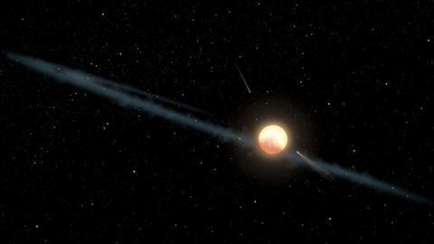 Estrellas en el universo