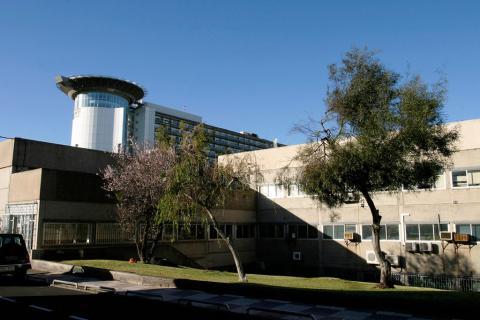 Edificio de la facultad de Medicina de la ULL