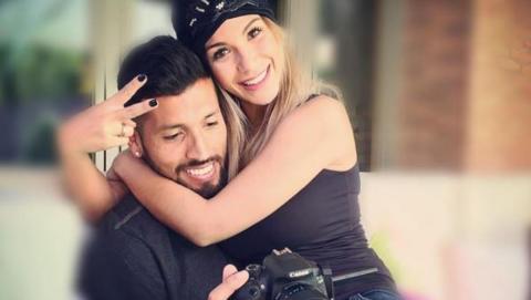 Tamara Gorro y Ezequiel Garay