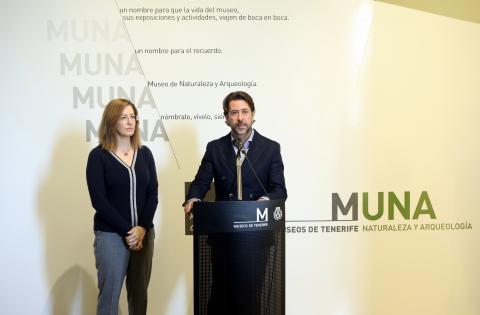 Carlos Alonso y Amaya Conde