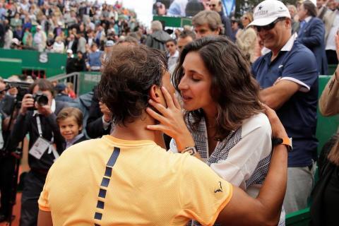 Rafael Nadal y Xisca