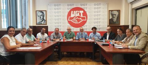 Comisión Negociadora del Convenio Colectivo