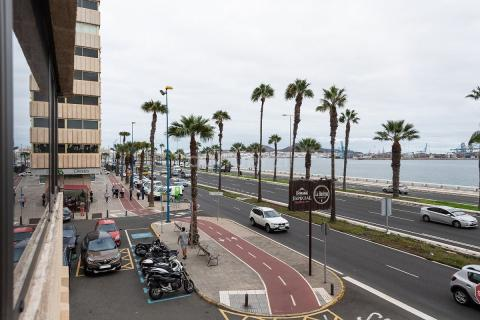 Avenida Marítima de Las Palmas de Gran Canaria