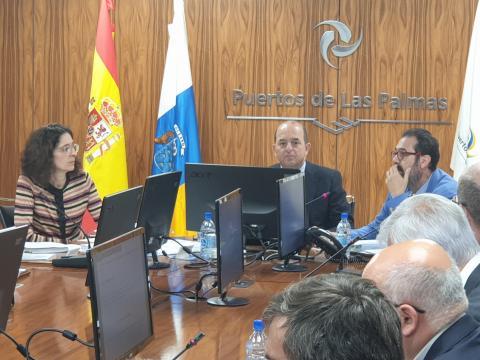 Consejo de Administración de la Autoridad Portuaria de Las Palmas
