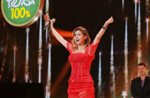 Cristina Ramos en Got Talent World