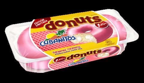 Donuts Cubanitos