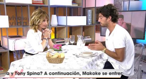 """Emma García y Jorge Brazález en """"Viva la Vida"""""""