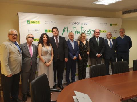 Jurados de los Premios Solidarios ONCE Canarias