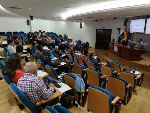 Jornadas 'Biotecnología de Algas Nocivas'