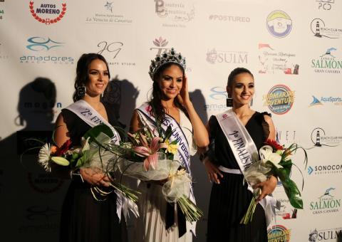 Miss Universo Las Palmas y finalistas
