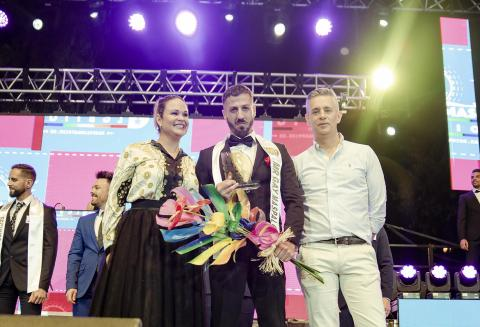 Ganadores Mr Gay Pride Maspalomas
