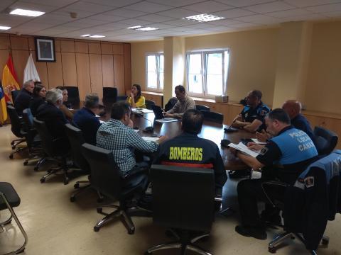 Reunión de Seguridad de FIMAR