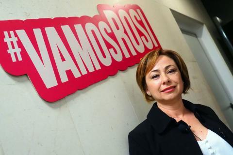 Rosa Aguilar, nueva rectora de la ULL