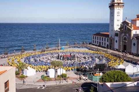 Rueda de Casino con la participación de 1.291 personas
