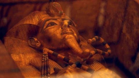 tumba del faraón Tutankamón