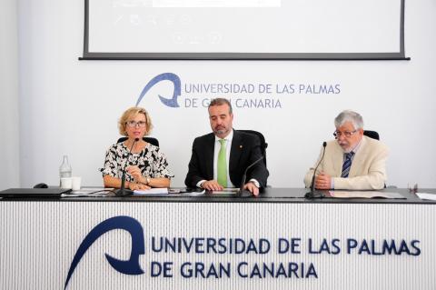 Presentación de la Universidad de Verano de Maspalomas