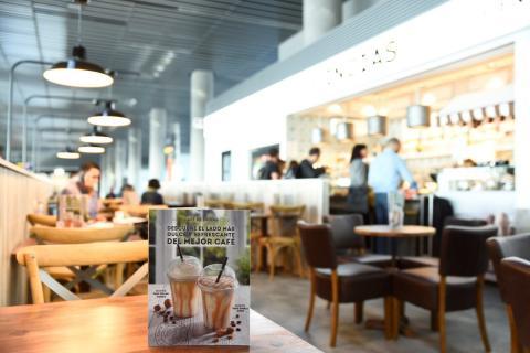 """""""Café de Indias"""" en el Aeropuerto de Gran Canaria"""
