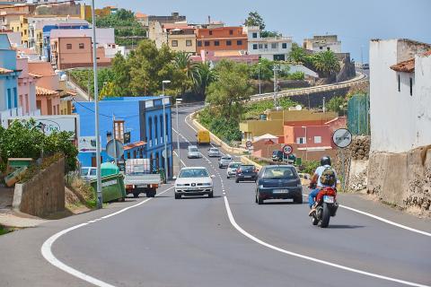 Carretera de Tenerife