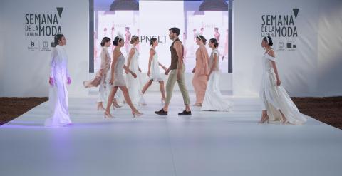 Desfile de Isla Bonita Moda