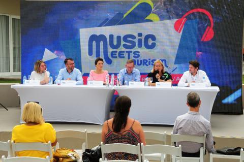 Presentación Festival Music Meets Tourism