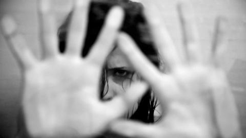Víctima de violencia de género