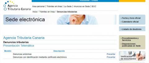 Agencia Tributaria Calendario 2020.La Agencia Tributaria Canaria Facilitara El Comercio Con