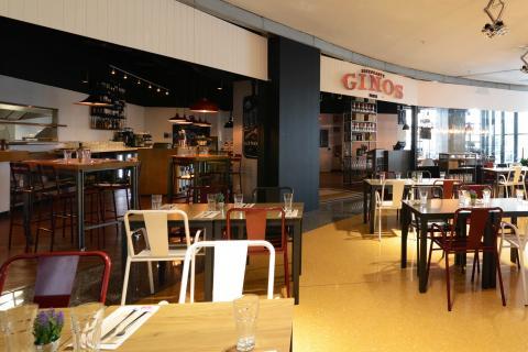 Ginos en el Centro Comercial 7 Palmas