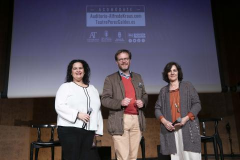 El Auditorio Alfredo Kraus y el Teatro Pérez Galdós presentan su programación de primavera