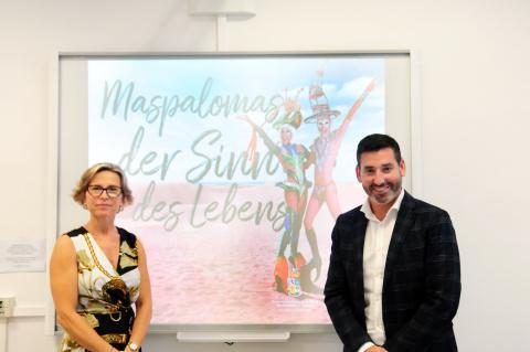 Concepción Narváez y Aejandro Marichal presentan la ITB Berlin