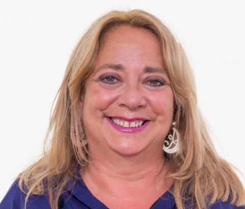 Beatriz Correaas, Concejala de Ciudadanos en Las Palmas de Gran Canaria