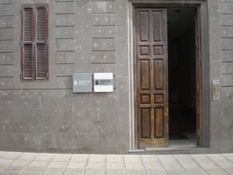 Fachada edificio ESSCAN