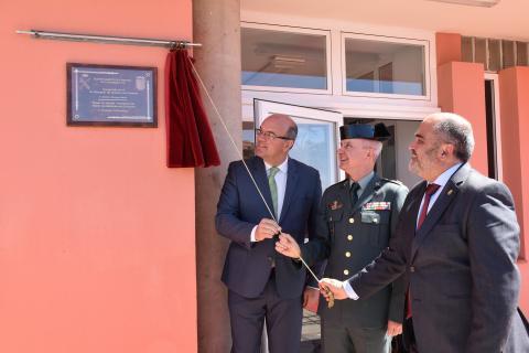 La Guardia Civil inaugura las nuevas instalaciones ubicadas en Radazul