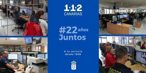 112 Canarias