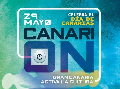 cartel Festival canari-on